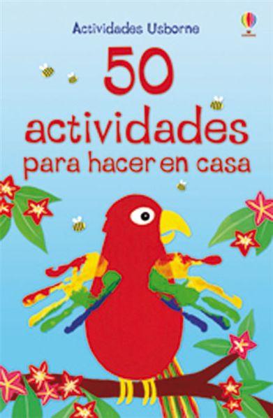 50 actividades para hacer en casa - Lecturas Curiosas